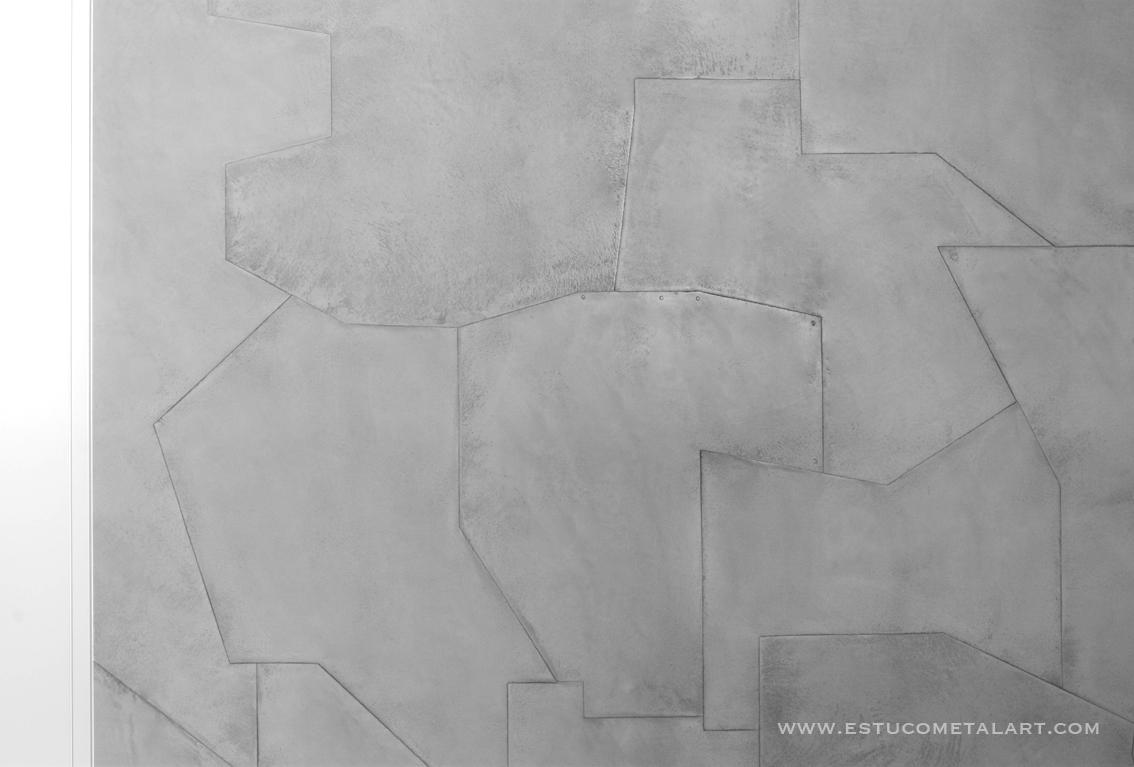Kanteros estuco metal art - Puzzles decorativos ...